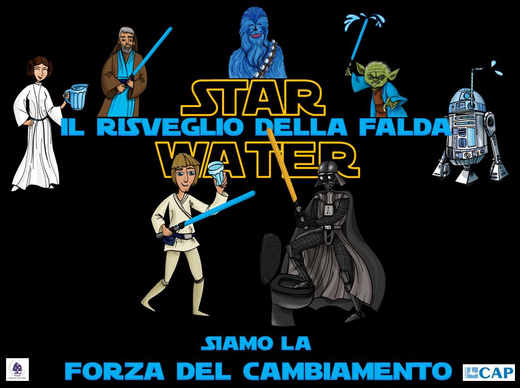 STAR WATER IL RISVEGLIO DELLA FALDA